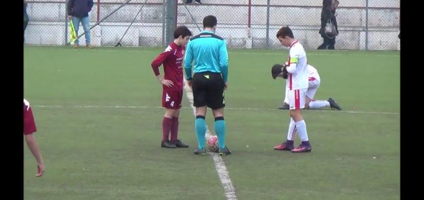 Giovanissimi 2005, gli Highlights di Ventimiglia-Genova Calcio 0-1