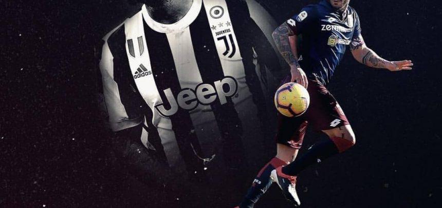 Stefano Sturaro in gol contro la Juventus!