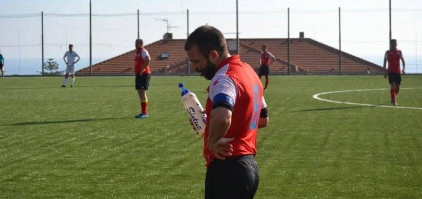 Sanstevese-Voltrese 6-2, per Alessio Stamilla tripletta e pallone a casa