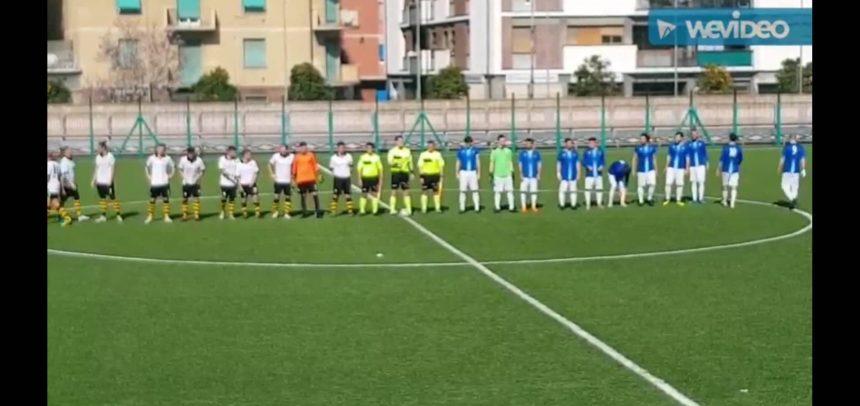 Gli Highlights di Rapallo-Alassio FC 4-4 by Marino Nassano