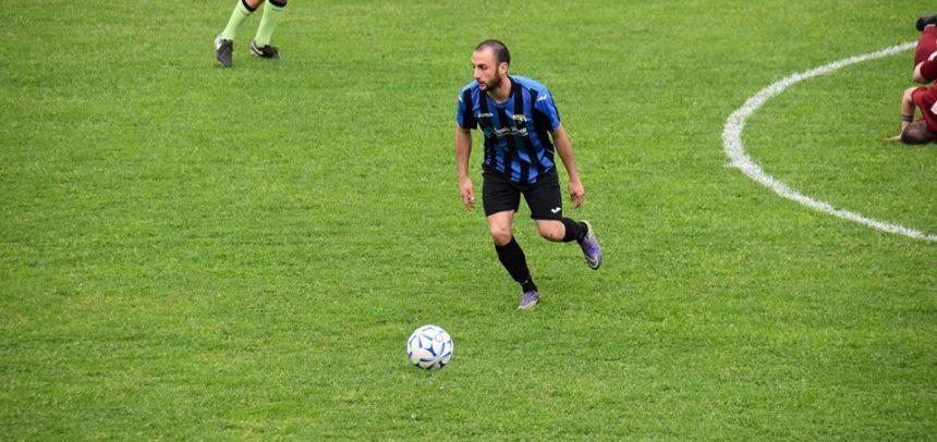 """Giuseppe Giglio è il Man of the Match di Imperia-Cairese 2-1:""""Fare gol nel recupero e gioire con i tifosi è la cosa più bella di questo sport"""""""