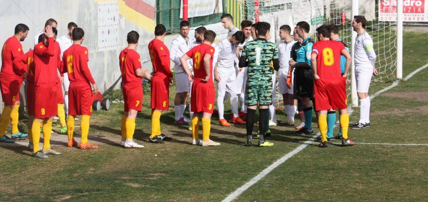 Gli Highlights di Taggia-Loanesi 1-1