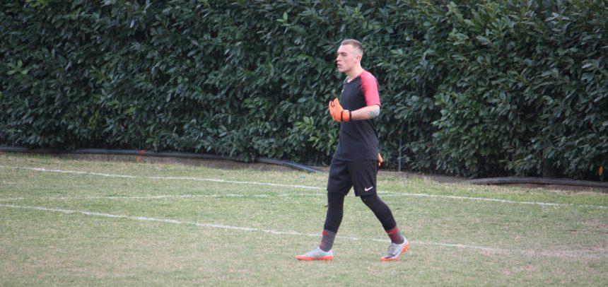 Francesco Vernice è il Man of the Match di Taggia-Loanesi 1-1