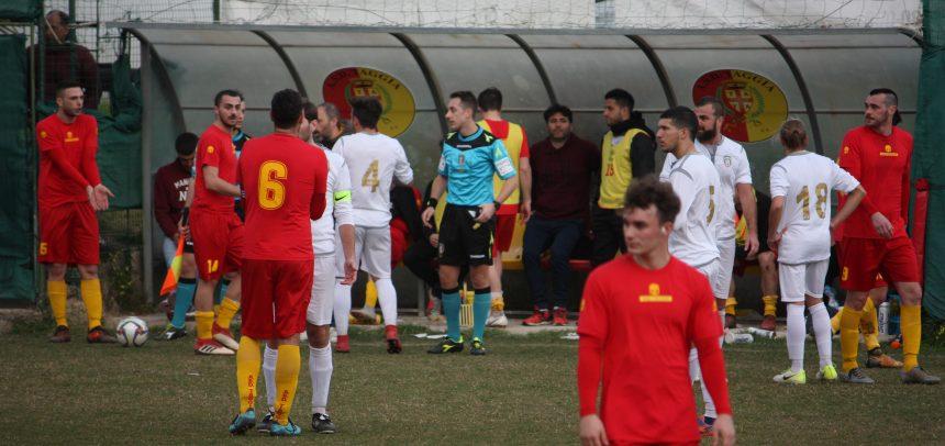 Super Moviola: da annullare il gol della Loanesi contro il Taggia