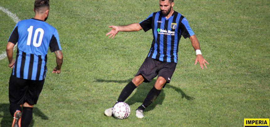 """Molassana-Imperia 0-1, la gioia del match-winner Amerigo Castagna:""""Risultato importante su un campo difficile"""""""