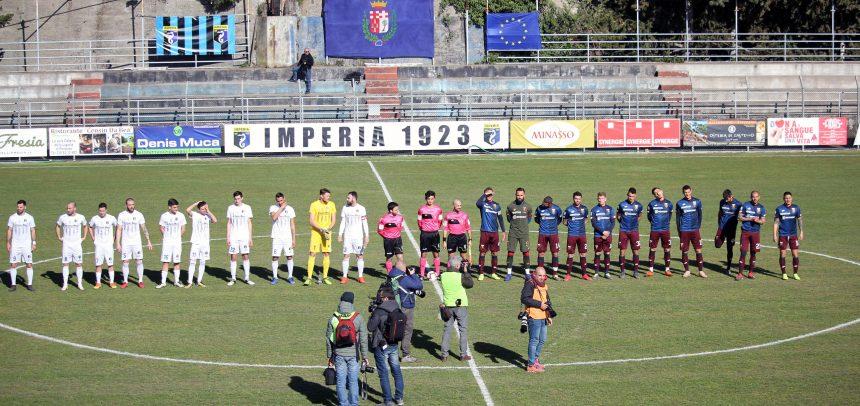 Gli Highlights di Imperia-Genoa 0-2