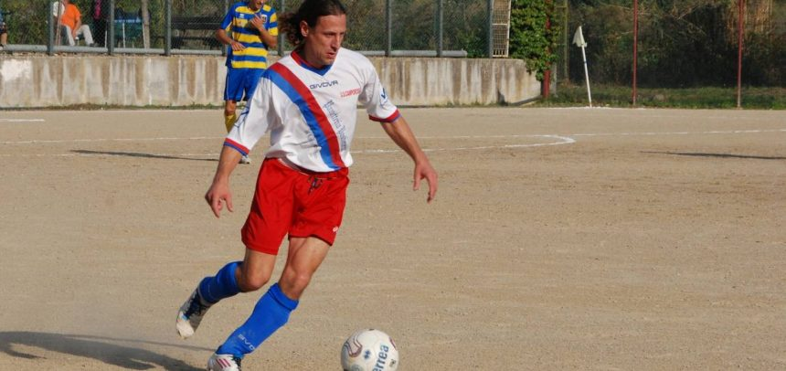 Camporosso, Iezzi-gol a 47 anni nella vittoria contro lo Speranza