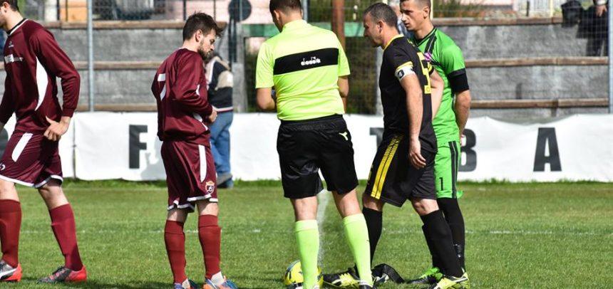Gli Highlights di Cervo FC-Borghetto 0-2