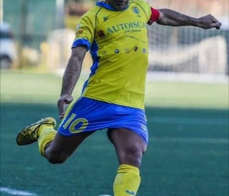 Roby Iannolo re dei bomber della Seconda Categoria A con 19 gol