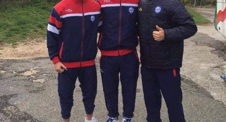 Sanremese Calcio – Cacciò, Franco e Latella al Torneo delle Regioni con la Rappresentativa Under 17