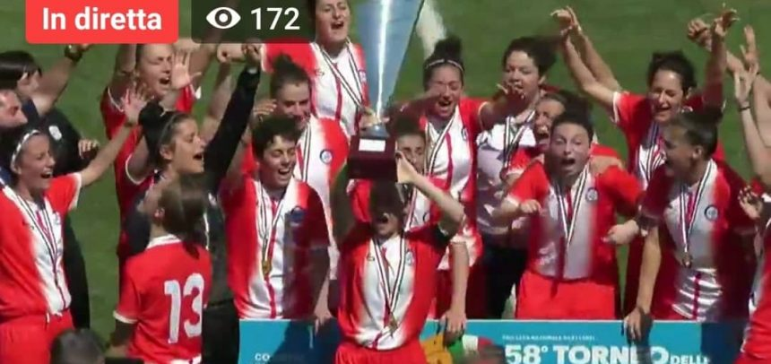 TDR 2019 – Finale Femminile: trionfa il Piemonte, Liguria battuta 3-1