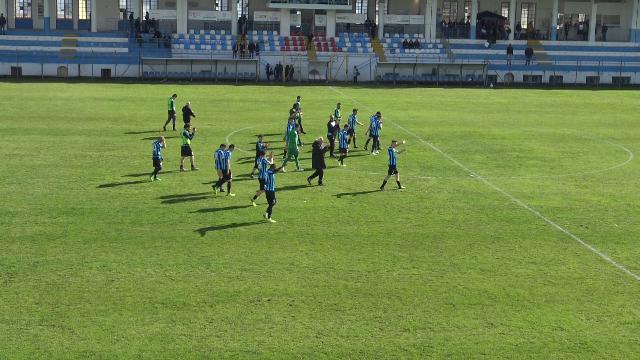 """[Video] Gli applausi della """"Gradinata Nord Sanremo"""" al Lecco: grande sportività tra le due tifoserie"""