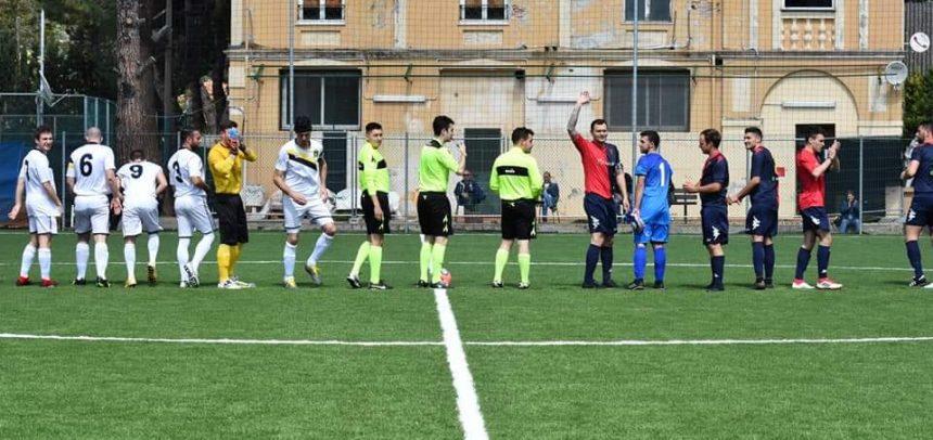 Gli Highlights di Dianese&Golfo-Serra Riccò 2-2