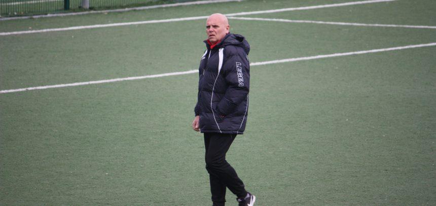 """FCD Santo Stefano, mister Litardi commenta il brutto ko con l'Oneglia Calcio:""""Risultato eccessivo. Abbiamo pochi allenamenti nelle gambe"""""""