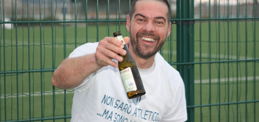 """Carlin's Boys, vittoria del campionato e addio al calcio per Luca Marcucci:""""Chiudo nel migliore dei modi un cerchio lungo 25 anni. Dedicato alla mia famiglia"""""""