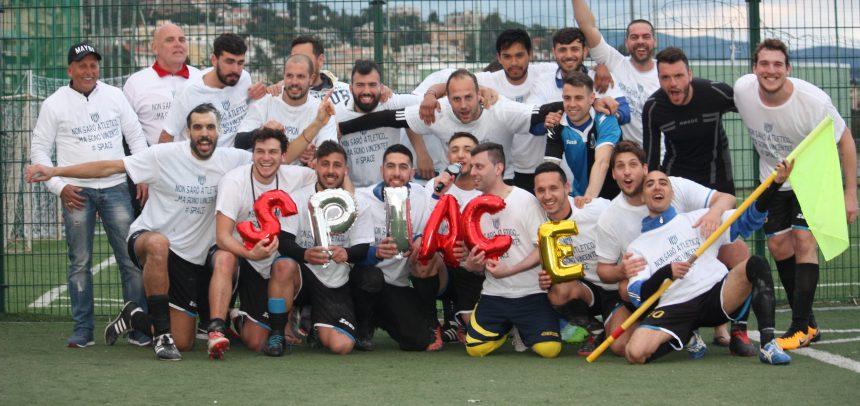 Ampia sintesi di Carlin's Boys-Borgio Verezzi 2-0