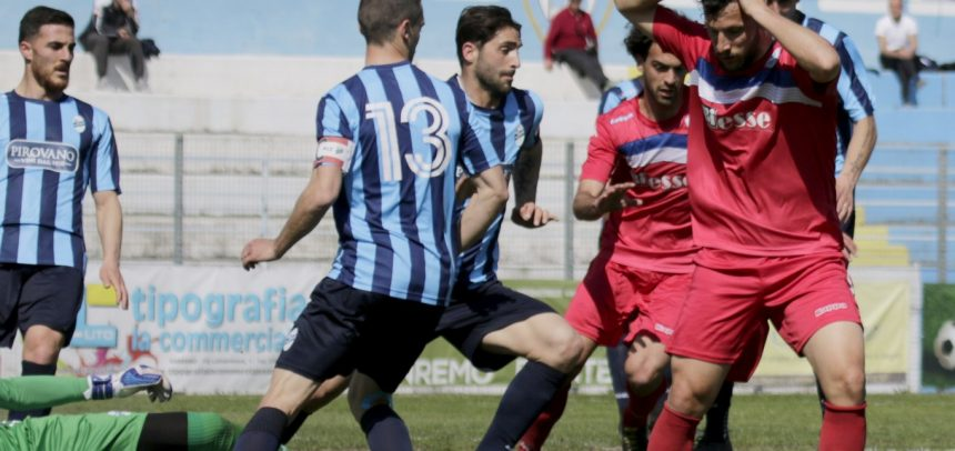 Gli Highlights di Sanremese-Lecco 0-2