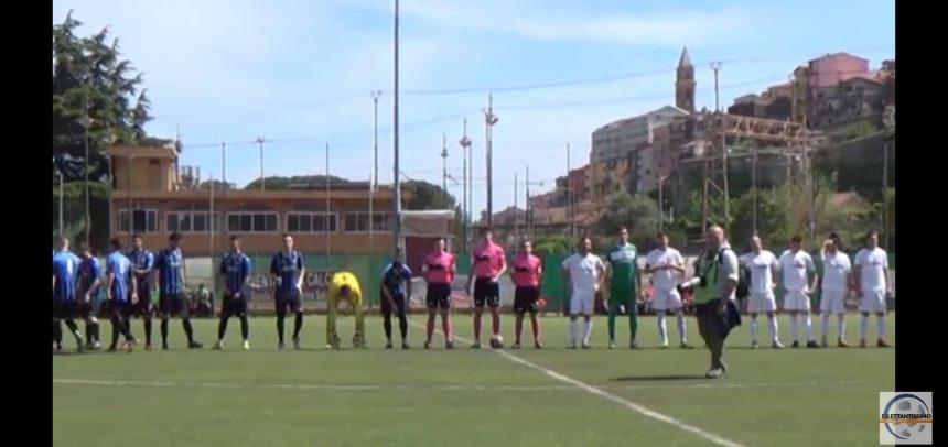 Gli Highlights di Ventimiglia-Imperia 1-0