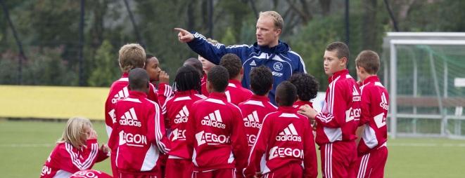 Ecco come l'Ajax allena i suoi giovani