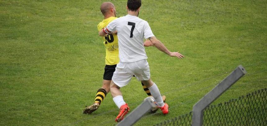 """Alassio FC, il gol di Fabio Di Mario contro l'Imperia vale la salvezza:""""Un'emozione incredibile"""""""
