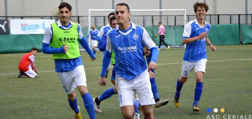 Ceriale, Roberto Ricotta pronto a giocare ancora un anno