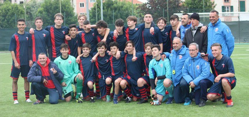 Finale Regionale Giovanissimi, gli Highlights di Vado-Savona 1-0