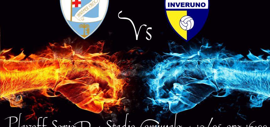 """Sanremese Calcio – Domenica alle 16 tutti al """"Comunale"""", c'è la semifinale playoff contro l'Inveruno"""