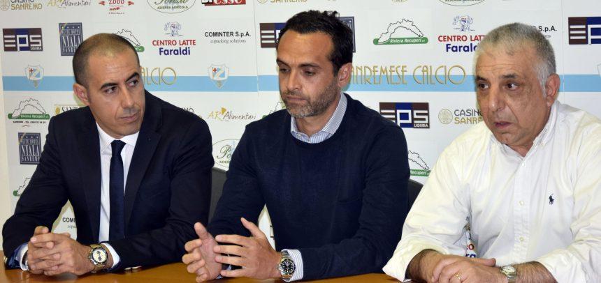 [Video] Sanremese, la conferenza stampa di presentazione di mister Nicola Ascoli