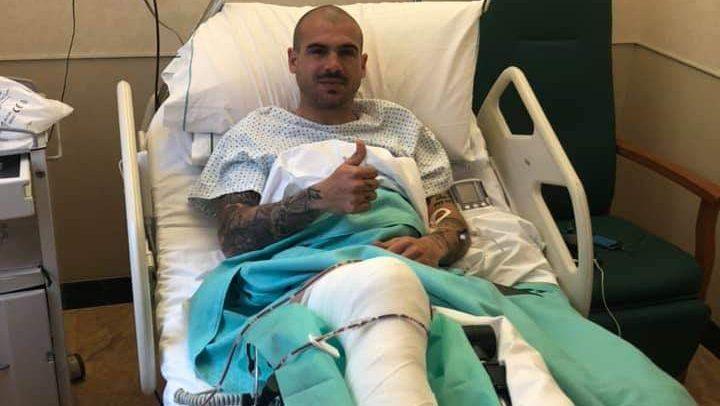 Stefano Sturaro operato al legamento crociato anteriore: intervento perfettamente riuscito
