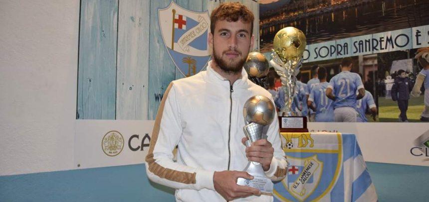 Sanremese, Michael Fiore premiato dagli Irriducibili come miglior giovane della stagione