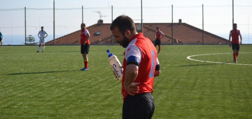 """Sanstevese retrocessa, il post di Alessio Stamilla:""""Forse è arrivato il momento di dire basta"""""""