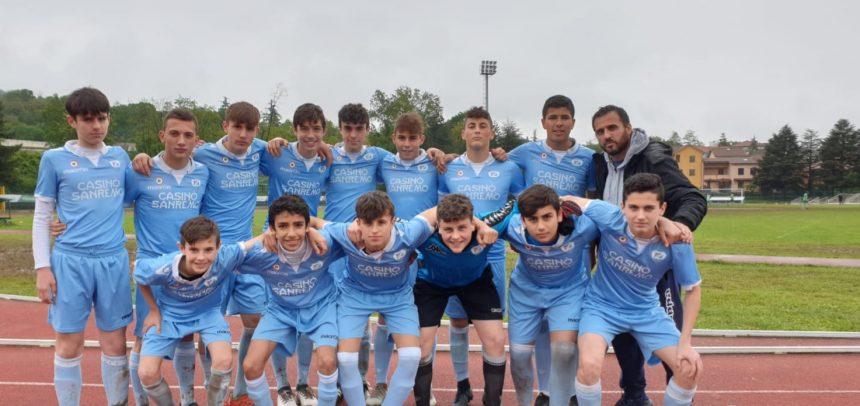 """Sanremese, i Giovanissimi 2004 trionfano al Torneo di Cairo Montenotte """"Memorial Gaetano Militenda"""""""