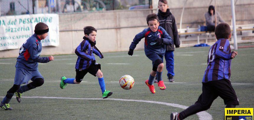 Imperia, tre giovani visionati dalla Sampdoria