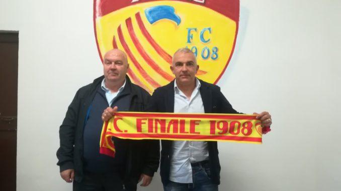 UFFICIALE: Pietro Buttu è di nuovo l'allenatore del Finale