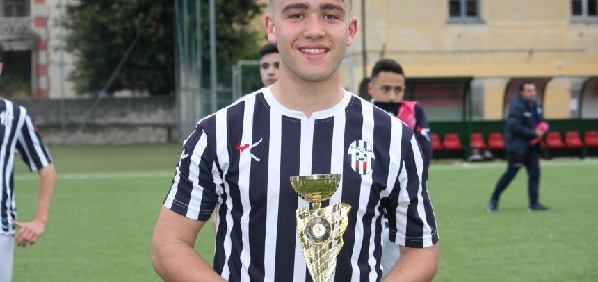 Finale Regionale Allievi, Simone Basso è il Man of the Match di Sanremese-Savona 0-1