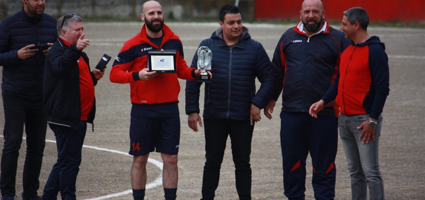 """Camporosso, Simone Lettieri dà l'addio al calcio giocato:""""Concludo con una stagione fantastica"""""""