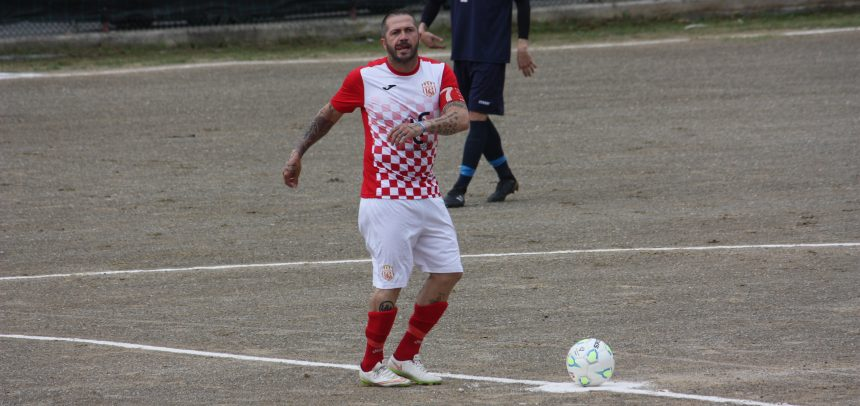 Soccer Borghetto, Marco Carparelli vince la classifica marcatori con 24 gol
