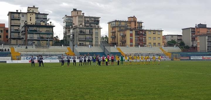 Gli Highlights di Savona-Ligorna 1-2