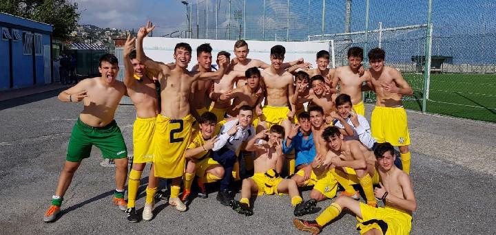 Fasi finali regionali Giovanissimi, il Savona batte la Sanremese 2-1 e conquista lo spareggio con il Canaletto
