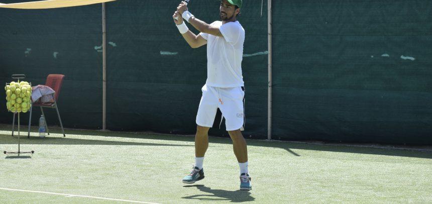 Tennis, Fabio Fognini e Simone Bolelli si allenano ad Arma di Taggia
