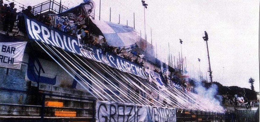 """Sanremese, il 13 giugno di 15 anni fa un gol di Fabrizio Gambardella faceva esplodere il """"Comunale"""""""