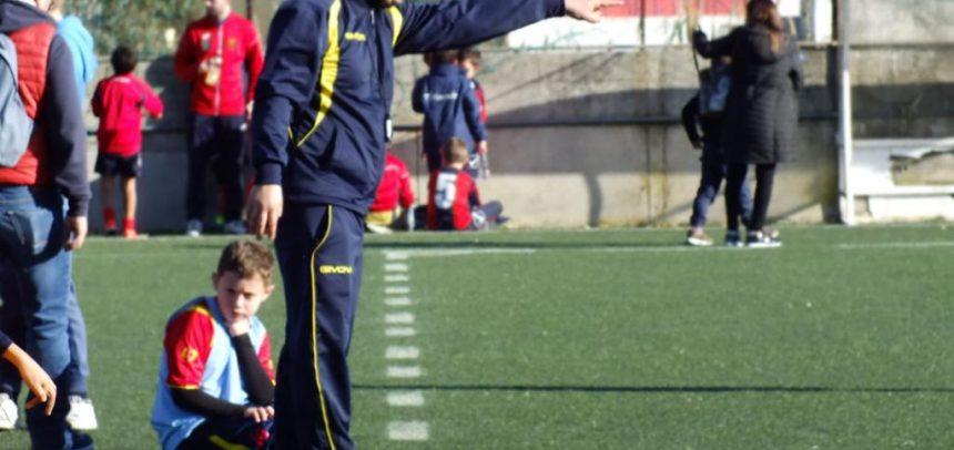 Taggia, Luca Festa confermato alla guida dei Pulcini 2010