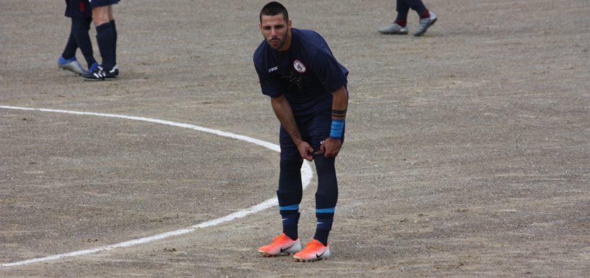 Ciccio Zito terzo e ultimo candidato al Pallone d'oro del Ponente 2018-19