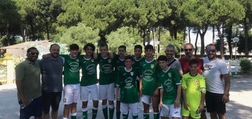 Calcio a 5 under 16 CSI, settimo posto nazionale per l'Airole FC