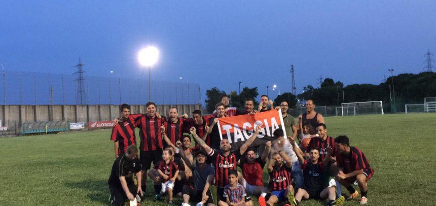Il Milan Club Taggia Arma vince il 2° Memorial Matteo e Luca