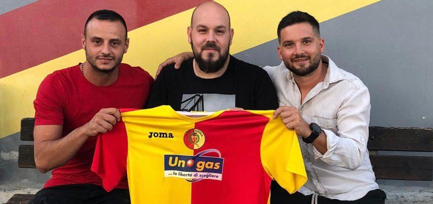 Calciomercato, Matteo Cutellè e Michael La Greca ufficiali al Taggia