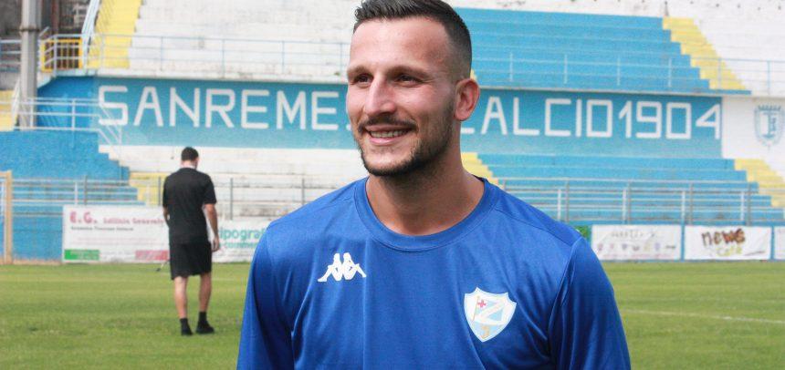 Sanremese-Ajaccio 1-0: il primo gol stagionale è di Loreto Lo Bosco