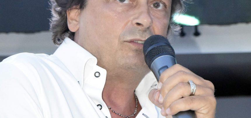 """Sanremese, le parole di Marco Del Gratta al Summer Party cuorebiancoazzurro:""""Speriamo di ritrovarci qua a festeggiare la promozione"""""""