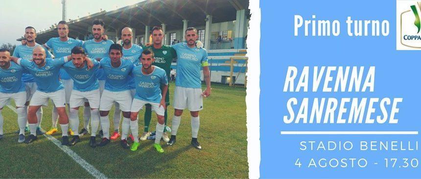 Gli Highlights di Ravenna-Sanremese 1-0