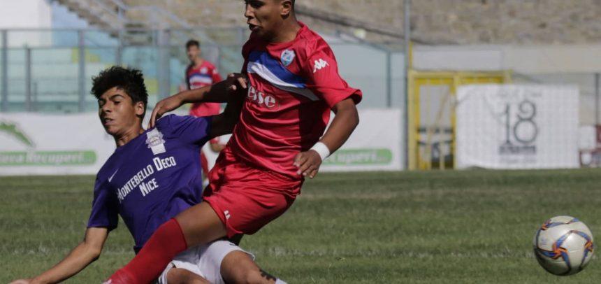 Allievi Regionali Fascia B, Nicolò Lodovici Man of the Match di Voltrese-Sanremese 1-4